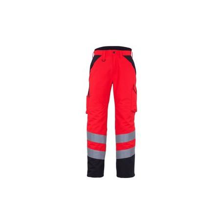 Pantalone da lavoro alta visibilita' invernale classe 2 MASCOT mod. PALMELA 100%poliestere