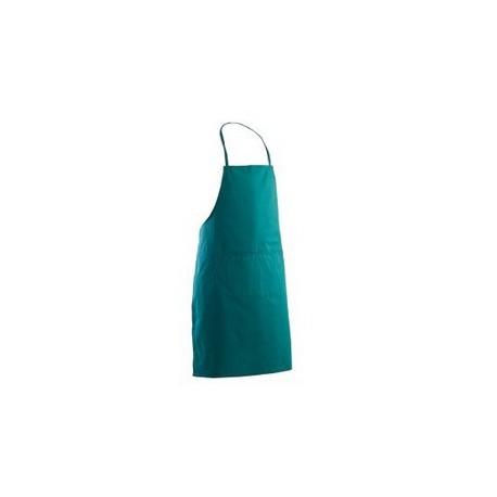Parannanza da lavoro verde GRUPPO P&P cm.70x90 100%cotone
