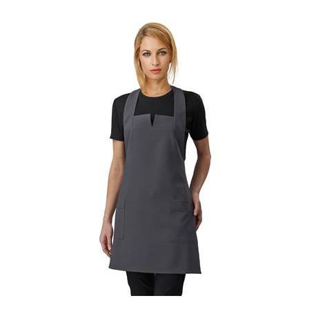 Parannanza da lavoro cuoco donna SIGGI mod. AURORA 100% poliestere
