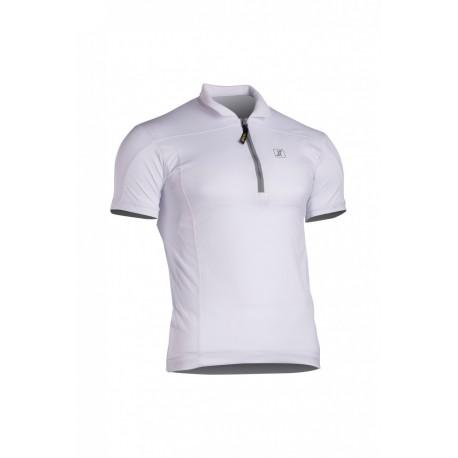 T-shirt da lavoro tecnica a mezza cerniera REVERSE mod. 854UT AEROFREE