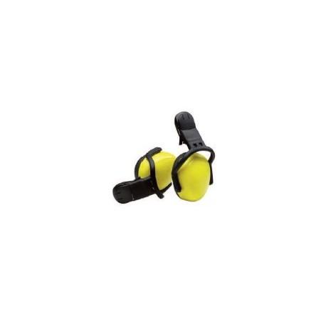 Cuffie antirumore per elmetto di protezione MSA V-Gard abbattimento 28 dB MSA   mod. 10087428