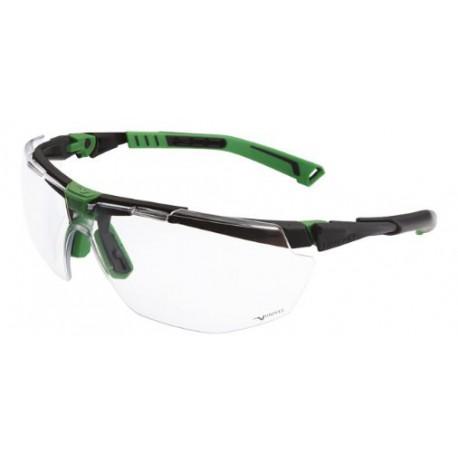 Occhiale protettivo da lavoro con lente chiara in policarbonato mod.5X1.03.00.00