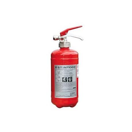 Estintore idrico/schiuma da lt 2, classe di spegnimento 13A 70 B 40F mod.       F2BIC 3650