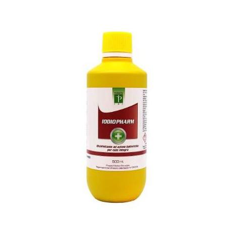 Flacone disinfettante ml. 125 a base di iodopovidone al 10% di iodio per        disinfezione cute integra mod. JOD003