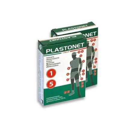Astuccio rete elastica in 2 misure.per il fissaggio delle medicazioni mod.      RET100