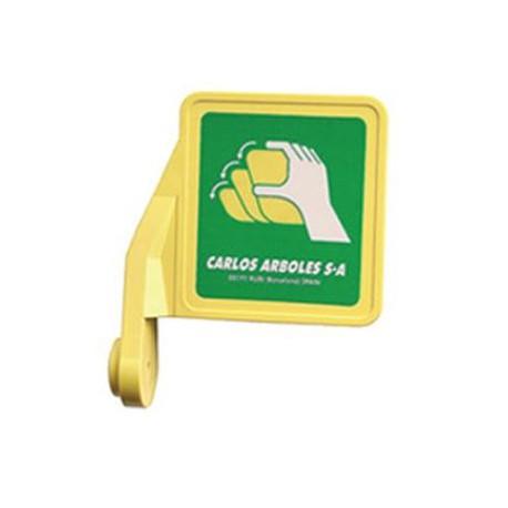 Leva antipanico azionamento lavaocchi di emergenza mod. 050.9146