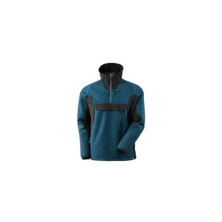 Giacca da lavoro in maglia con mezza zip stretch 4 vie MASCOT 78% poliestere