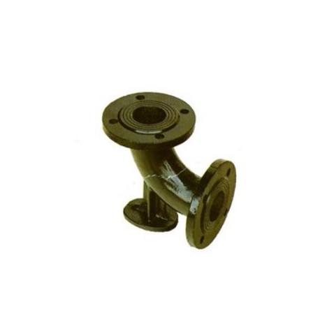 Curva al piede DN 80 per idrante a colonna soprasuolo mod. 0190.067