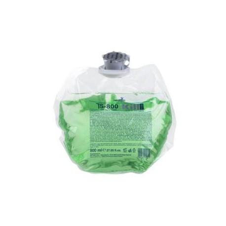 Ricarica per dispenser 92500 T-Small,igienizza e sanitizza le mani senza usare  acqua, non contiene alcool mod. T-S800 10500 KIL