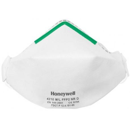 Maschera protettiva pieghevole FFP2 HONEYWELL mod. 4210 taglia M/L