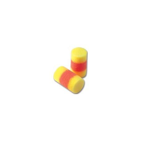 Tappi auricolari antirumore monouso attenuazione 33db 3M mod.SUPERFIT SF-01-000.