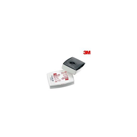 Filtro P3R per polveri tossiche/nebbie/fumi 3M ITALIA mod. 6035.