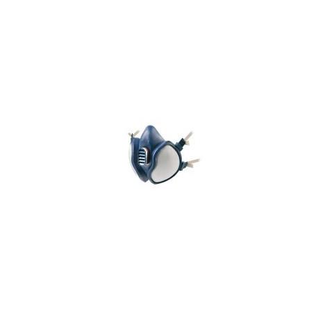 Maschera protettiva A1 P2 per vernici a spruzzo 3M ITALIA mod.4251.