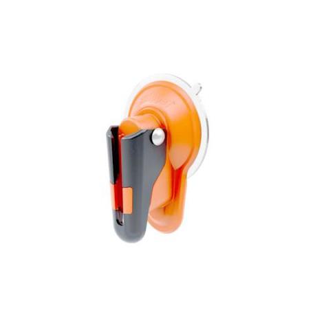 Supporto clip ricevitore a ventosa per tendinastro colonnine Skipper mod.       801935.