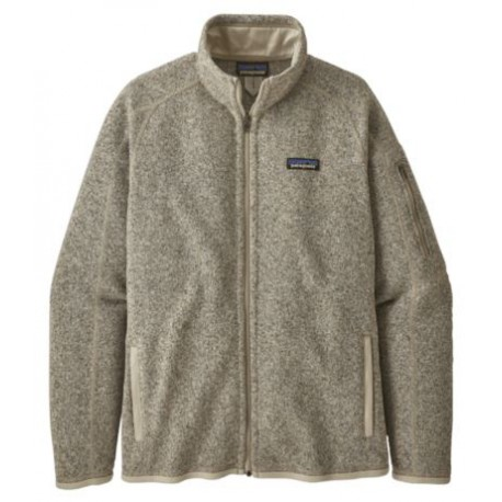 Giacca in pile invernale per donna PATAGONIA mod. 25543 BETTER                  SWEATER JACKET.