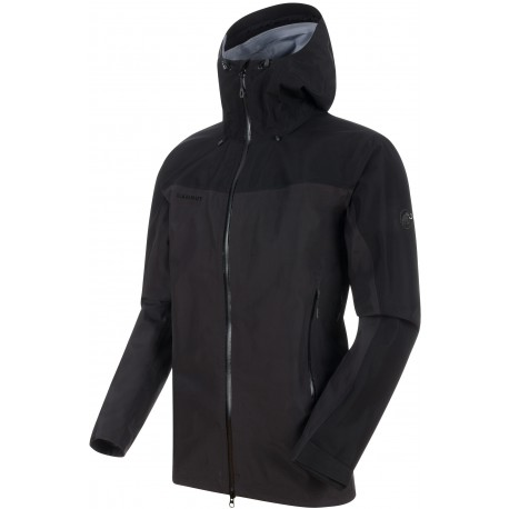 Giacca con cappuccio invernale per uomo MAMMUT mod. 1010-21751 CRATER HS HOODED JACKET.