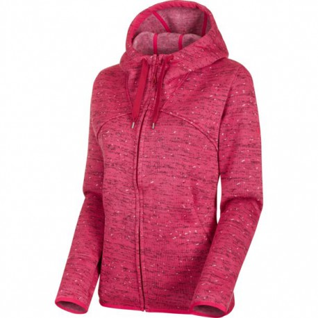 Giacca con cappuccio invernale per donna MAMMUT mod. 1014-01370 CHAMUERA HOODED ML JACKET.