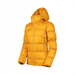 Giacca con cappuccio invernale per donna MAMMUT mod. 1013-01200 MERON IN HOODED JACKET.