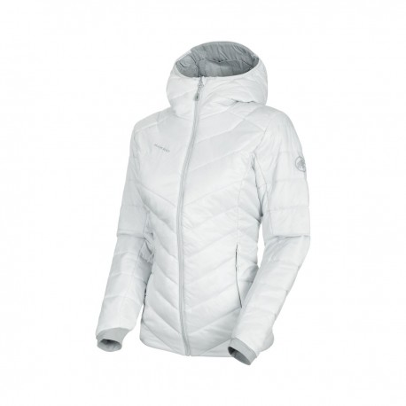 Giacca con cappuccio invernale per donna MAMMUT mod. 1013-00411 RIME IN HOODED  DOWN JACKET.