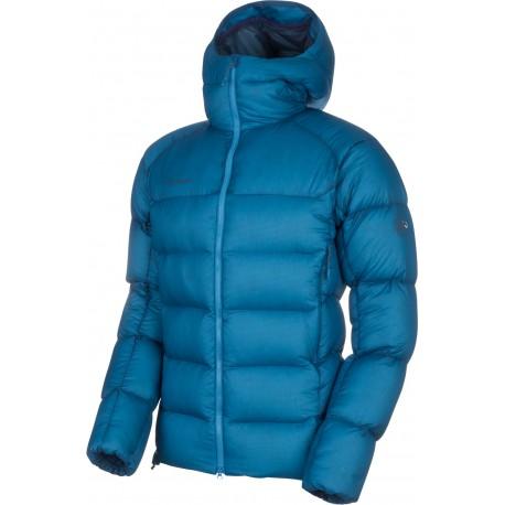 Giacca con cappuccio invernale per uomo MAMMUT mod. 1013-00631 MERON IN HOODED  JACKET.