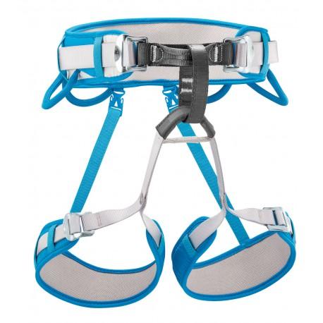 Imbracatura bassa e regolabile polivalente per arrampicata PETZL mod.           CORAX.
