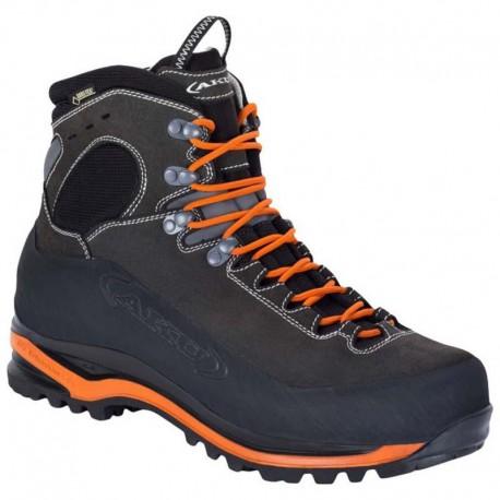 Scarpa alta da alpinismo per uomo AKU mod. 593 SUPERALP GTX.