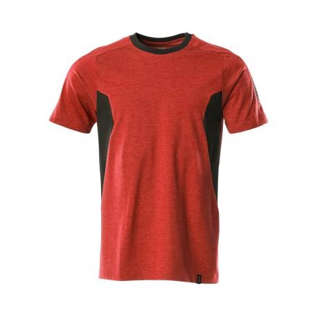 T-shirt da lavoro elasticizzata aderente MASCOT mod. 18382-959 60% cotone