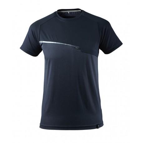 T-Shirt da lavoro tecnica con taschino stretch a 4 vie MASCOT 92% poliestere