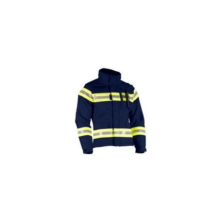 Giubbino da lavoro Vigili del fuoco in Nomex REVERSE mod. 1003 VG FIRE GUARDIAN