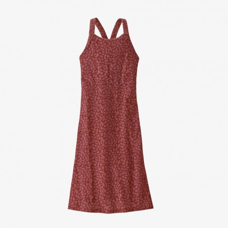 Abito smanicato estivo per donna PATAGONIA mod. 58366 W'S MAGNOLIA SPRING DRESS.