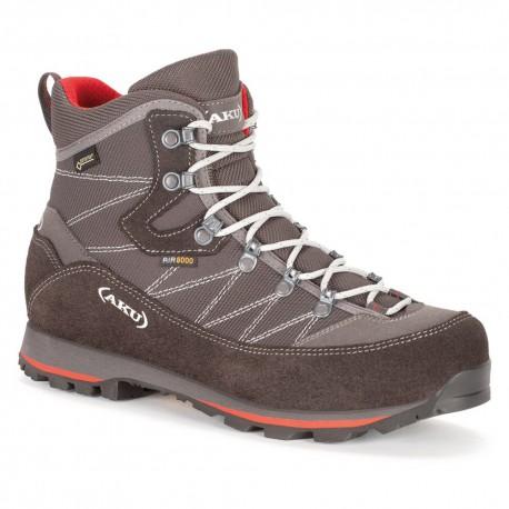 Scarpe alte da montagna e trekking per uomo goretex suola vibram AKU mod. 977   TREKKER LITE III GTX.